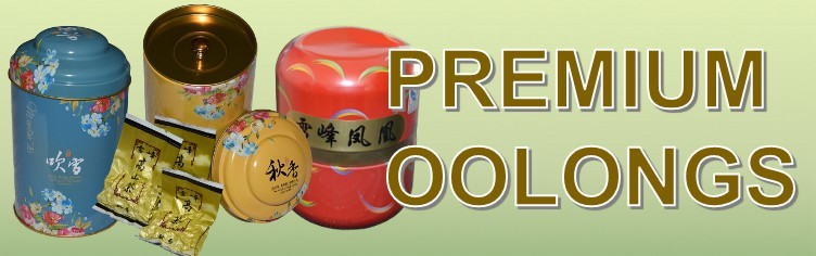 Premium Oolongs